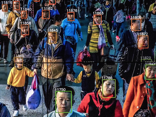 Mass surveillance in China